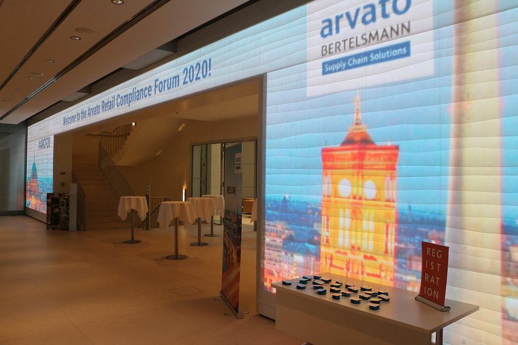 arvato Retail Compliance Forum 2020